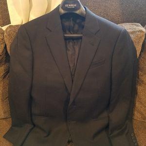 Armani Collezioni Junior Men's Black Blazer